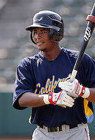 June 24, 2008: Outfielder Cedric Hunter of the Lake Elsinore Storm at the California-Carolina All-Star Game between members of the California League and the Carolina League at BB&T Coastal Field in Myrtle Beach, S.C. Photo: Tom Priddy / Four Seam Images