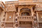Ornate Building, Jaisalmer