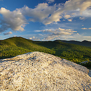 This is the image for June in the 2014 White Mountains New Hampshire calendar. Scenic view from Middle Sugarloaf Mountain in Bethlehem, New Hampshire USA. Purchase the calendar here: http://bit.ly/1audUBp .
