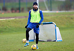 St Johnstone Training…. 09.12.20<br />Shaun Rooney pictured during training ahead of Saturdays home game against Livingston.<br />Picture by Graeme Hart.<br />Copyright Perthshire Picture Agency<br />Tel: 01738 623350  Mobile: 07990 594431