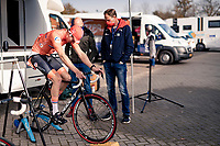 UEC Cyclocross European Championships 2020 - 's-Hertogenbosch (NED)<br /> <br /> U23 MEN<br /> <br /> ©kramon
