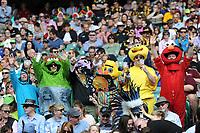 Fans enjoying the Premiership Rugby Final at Twickenham Stadium on Saturday 27th May 2017 (Photo by Rob Munro)