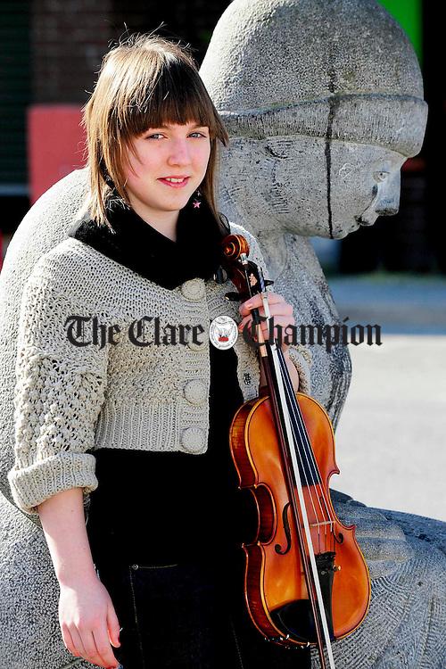 Michelle Heffernan.Pic Arthur Ellis.