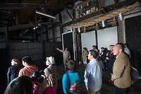 Sake brewery tour Sawanoi Sake Brewry in Ome-shi, Tokyo, Japan