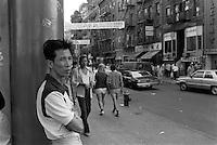- New York, Chinatown....- New York, Chinatown