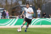 Gökhan Gül (Deutschland, Fortuna Düsseldorf) - 25.03.2017: U19 Deutschland vs. Serbien, Sportpark Kelsterbach
