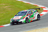 Race of Germany Nürburgring Nordschleife 2016  WTCC 2016 #18 TC1 Honda Racing Team JAS. Honda Civic WTCC Tiago Monteiro (PRT)  Testing © 2016 Musson/PSP. All Rights Reserved.