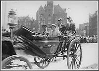 Commemoration de la deuxieme guerre en Hollande, 1956, date inconnue<br /> <br /> PHOTO  : Agence Quebec Presse