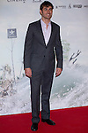08.10.2012. Celebrities attend the premiere of Kinepolis Cinema in Madrid of the movie 'The Impossible'. Directed by Juan Antonio Bayona and starring by  Naomi Watts and Tom Holland. In the image Daniel Muriel (Alterphotos/Marta Gonzalez)