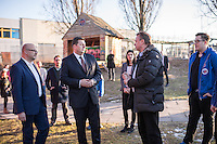 2017/01/27 Berlin | Innensenator Geisel bei Jugendorganisation Falken
