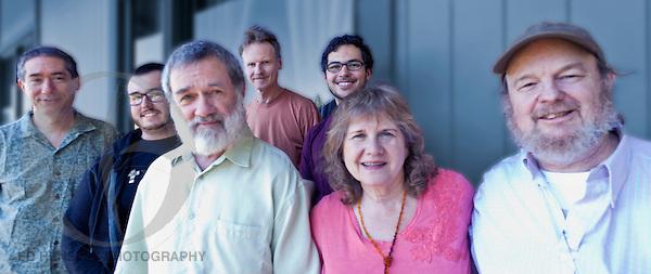 Bill Douglas and Nora Nausbaum's Jazz Camp 2012.