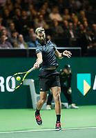 Rotterdam, The Netherlands, 11 Februari 2019, ABNAMRO World Tennis Tournament, Ahoy, first round singles: Benoit Paire (FRA),<br /> Photo: www.tennisimages.com/Henk Koster