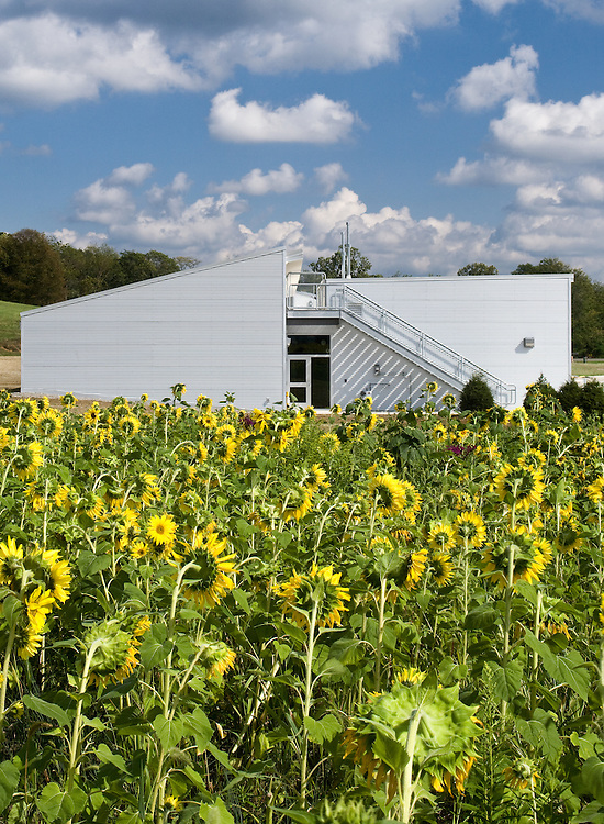 Hocking College Energy Institute   Architect: Design Group