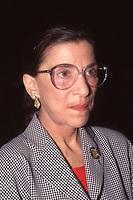 Associate Justice Ruth Bader Ginsburg October 2, 1993