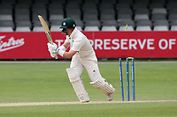 Ben Duckett of Nottinghamshire is bowled out by Shane Snater during Essex CCC vs Nottinghamshire CCC, LV Insurance County Championship Group 1 Cricket at The Cloudfm County Ground on 6th June 2021