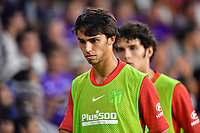 Orlando, FL - Wednesday July 31, 2019:  João Félix #7 during the Major League Soccer (MLS) All-Star match between the MLS All-Stars and Atletico Madrid at Exploria Stadium.