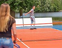Den Bosch, Netherlands, 10 June, 2016, Tennis, Ricoh Open, <br /> Photo: Henk Koster/tennisimages.com