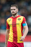 Partick Thistle v St Johnstone…28.10.17…  Firhill…  SPFL<br />Danny Devine<br />Picture by Graeme Hart. <br />Copyright Perthshire Picture Agency<br />Tel: 01738 623350  Mobile: 07990 594431