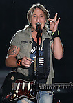 Keith Urban performs at Harveys Lake Tahoe Outdoor Arena in Stateline, Nev., on Friday, July 29, 2016. <br />Photo by Cathleen Allison/Nevada Photo Source