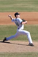 Jay Voss - Mesa Solar Sox, 2009 Arizona Fall League.Photo by:  Bill Mitchell/Four Seam Images..