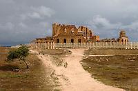 Libya, Sabratha, Roman Ruins.
