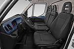 Front seat view of 2018 Iveco Daily C 2 Door Refrigerated Van Front Seat  car photos