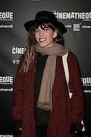 Lou DOILLON - Ouverture de la retrospective Jane Birkin - La Cinematheque francaise 25 janvier 2017 - Paris - France