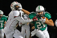 North 1 Group 3 Quarterfinals:  Bergenfield Bears vs Pascack Valley Indians football at Pascack Valley HS, Hillsdale, NJ, on Friday, November 13, 2015.  Pascack Valley defeated Bergenfield by the score of 34 - 19.