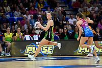 Claire Kersten of the Pulse during the ANZ Premiership Netball - Te Wānanga o Raukawa Pulse v Southern Steel at Te Rauparaha Arena, Porirua, New Zealand on Sunday 16 May 2021.<br /> Photo by Masanori Udagawa. <br /> www.photowellington.photoshelter.com