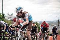 up the infamous Mur de Huy<br /> <br /> 84th La Flèche Wallonne 2020 (1.UWT)<br /> 1 day race from Herve to Mur de Huy (202km/BEL)<br /> <br /> ©kramon