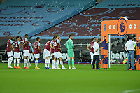 West Ham during West Ham United vs Newcastle United, Premier League Football at The London Stadium on 12th September 2020