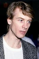 Marc Carpentier,, VJ a Musique Plus, vers 1987<br /> <br /> <br /> PHOTO :   agence Quebec Presse