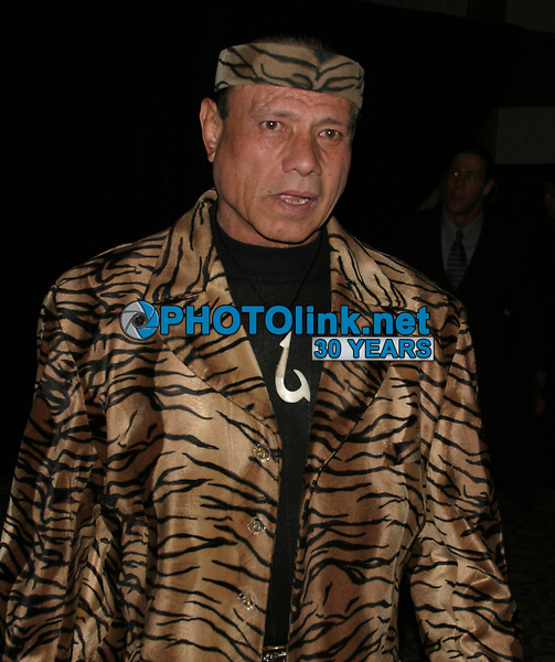 Jimmy Snuka, 2004, Photo By John Barrett/PHOTOlink
