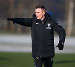 01.02.2019: Rangers training: Tom Culshaw