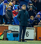 23.01.2019 Kilmarnock v Rangers: Steven Gerrard