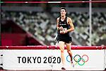 Hamish Kerr. New Zealand Athletics, Tokyo Olympics, Tokyo, Japan, Sunday 1 August 2021. <br /> Photo: Alisha Lovrich/Athletics NZ/www.bwmedia.co.nz