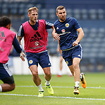 Liam Cooper and James McArthur