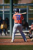 Tommy White during the Under Armour All-America Tournament powered by Baseball Factory on January 18, 2020 at Sloan Park in Mesa, Arizona.  (Mike Janes/Four Seam Images)