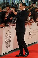 Joseph Gordon Levitt attends the Snowden premiere during the 64th San Sebastian Film festival at El Kursaal in San Sebastian, Spain, 22/09/2016. # FESTIVAL INTERNATIONAL DU FILM DE SAN SEBASTIAN - JOUR 8