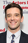 Michael Urie attends The Actors Fund Annual Gala at Marriott Marquis on April 29, 2019  in New York City.