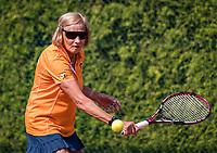 Etten-Leur, The Netherlands, August 26, 2017,  TC Etten, NVK, Anneke Jelsma-de Jong<br /> Photo: Tennisimages/Henk Koster