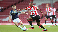 Ethan Pinnock of Brentford in action during Brentford vs Barnsley, Sky Bet EFL Championship Football at Griffin Park on 22nd July 2020