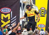 NHRA Mello Yello Drag Racing Series<br /> Lucas Oil NHRA Nationals<br /> Brainerd Int'l Raceway, Brainerd, MN USA<br /> Sunday 20 August 2017 J.R. Todd, DHL, Camry, funny car<br /> <br /> World Copyright: Mark Rebilas<br /> Rebilas Photo