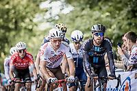 Joris Nieuwenhuis (NED/Sunweb)<br /> <br /> Stage 2 from Perros-Guirec to Mûr-de-Bretagne, Guerlédan (184km)<br /> 108th Tour de France 2021 (2.UWT)
