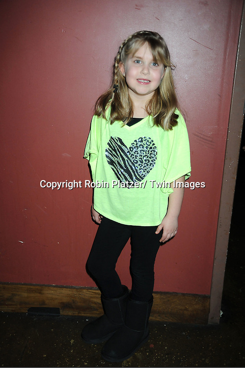 Stephanie Schmahl attends The One Life To Live Benefit for The Amber Roach Memorial Garden on January 7, 2012 at Brother ..Jimmy's BBQ Union Square Restaurant in New York City.
