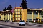Hana Barbera cartoon studio in Studio City, California