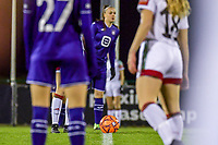 matchball before the female soccer game between RSC Anderlecht Dames and Oud Heverlee Leuven on the 11 th matchday of the 2020 - 2021 season of Belgian Womens Super League , friday 22 nd of January 2021  in Tubize , Belgium . PHOTO SPORTPIX.BE | SPP | STIJN AUDOOREN