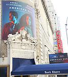 'American Son' - Theatre Marquee