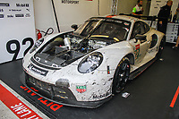 #92 PORSCHE GT TEAM DEU LMGTE Pro/Porsche 911 RSR - 19 Kevin Estre (FRA)/Neel Jani (CHE)/Michael Christensen (DNK)
