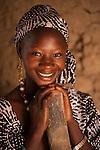 Young woman, Mali